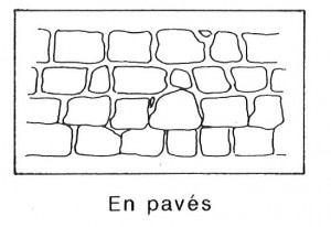 Baize_paves