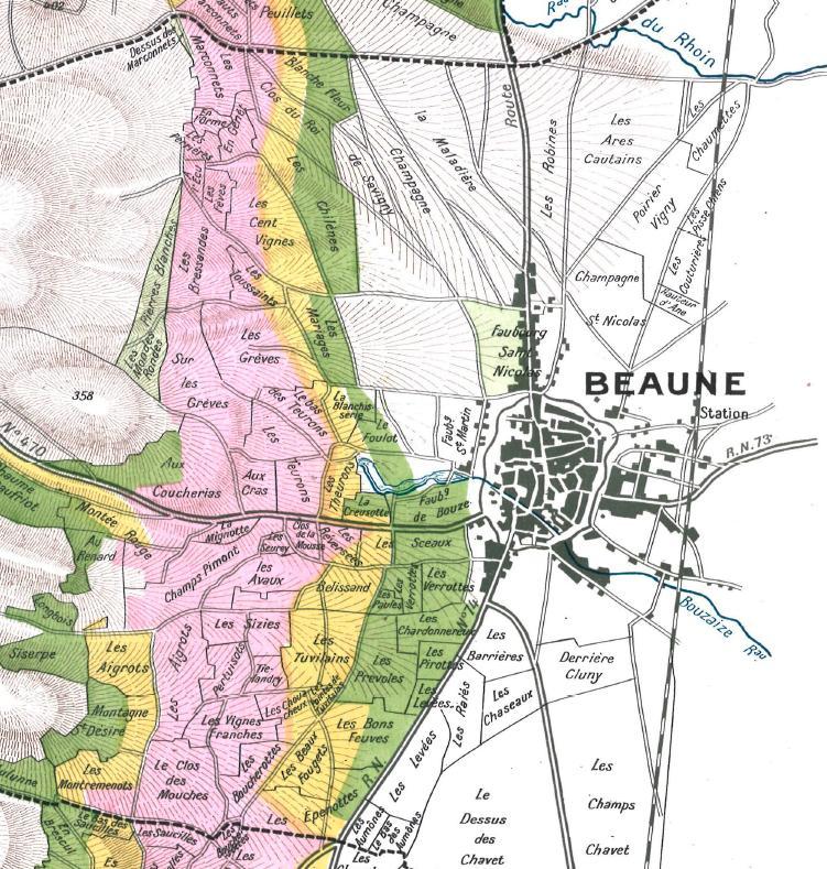 Beaune 1860