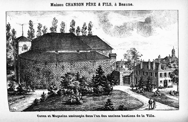 Beaune Chanson Bastion
