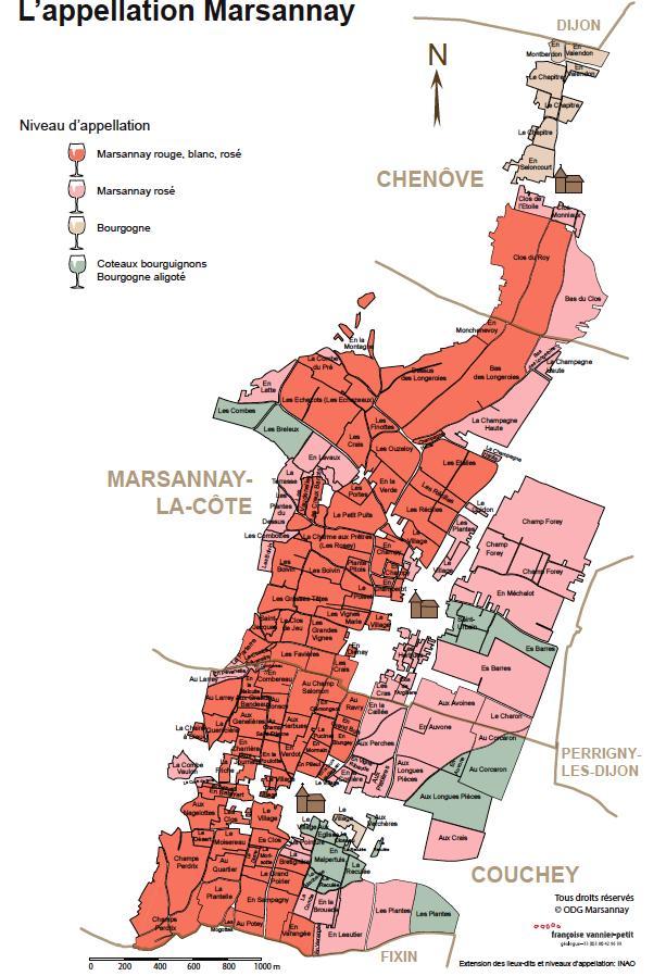 Marsannay-carte