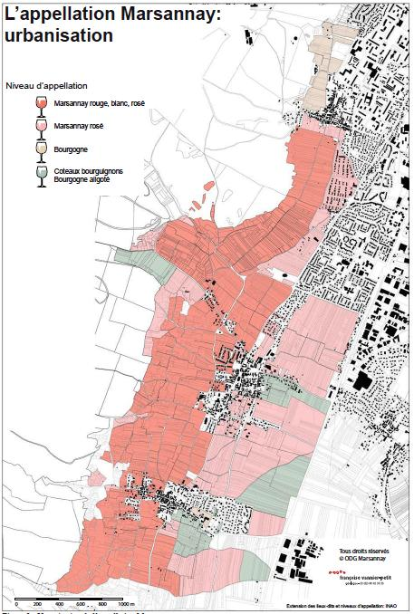 Marsannay-urbanisation