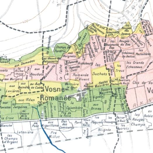Vosne Larmat 1860