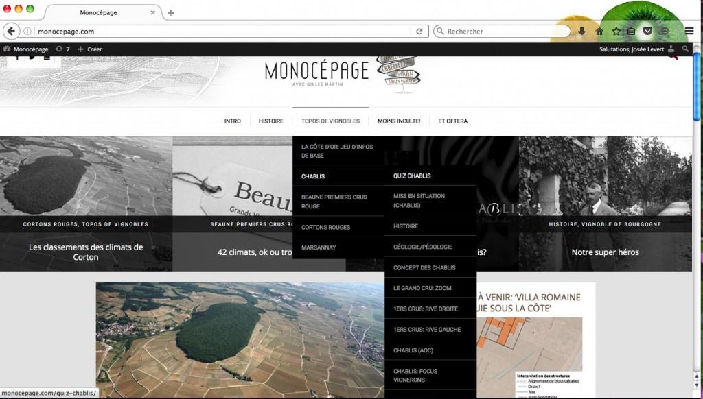 Monocepage_sujet