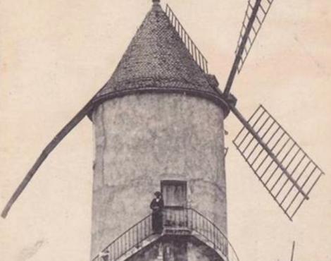 Topo de vignoble: Moulin-à-Vent