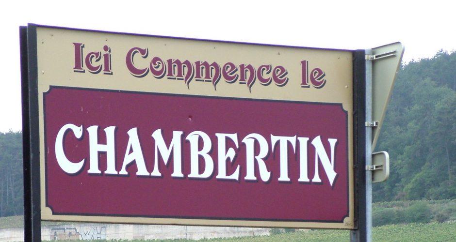 Topo de vignoble: Gevrey-Chambertin